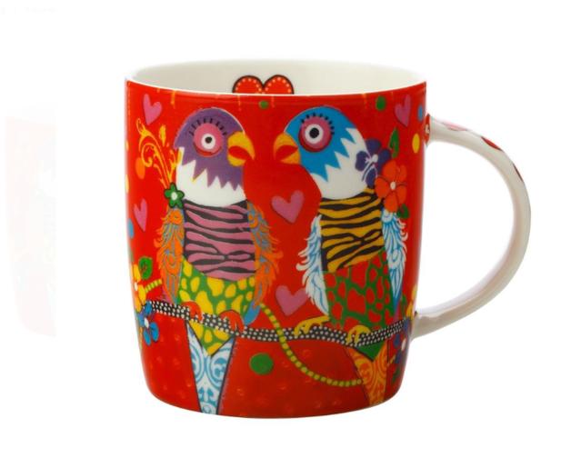 Maxwell & Williams: Love Hearts Mug - Tiger Tiger (370ml)