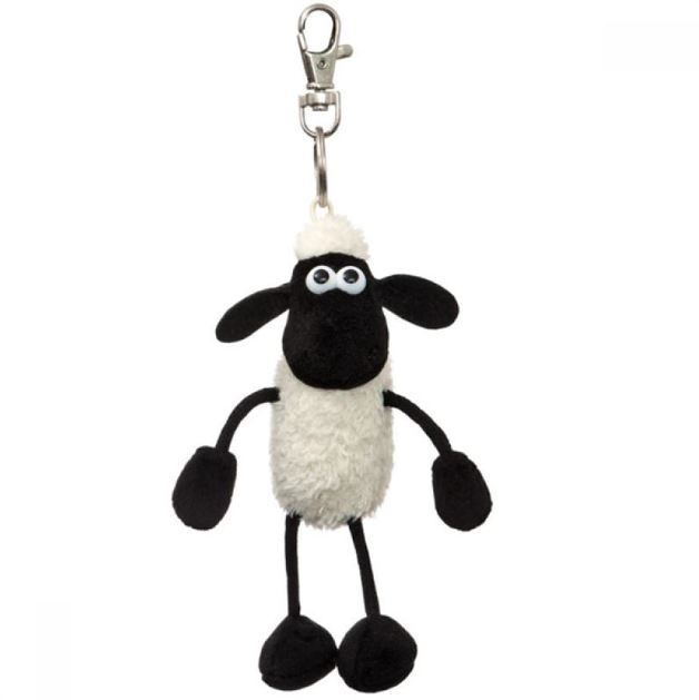 Shaun the Sheep Key Clip