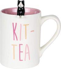 Kit-Tea Mug with Spoon Set