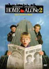 Home Alone 2 - Lost in New York on DVD
