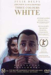 Three Colours White on DVD