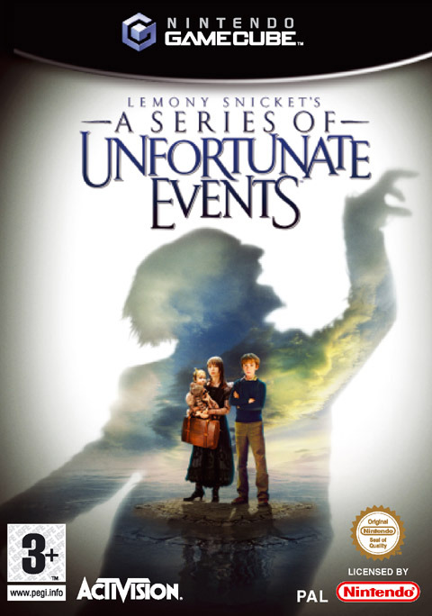 Lemony Snicket's A Series of Unfortunate Events for GameCube