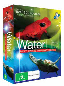 Water Life on DVD