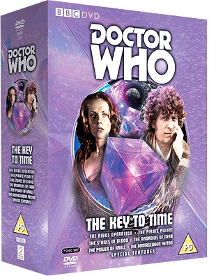 Doctor Who - The Key to Time Box Set on DVD