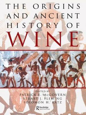 The Origins and Ancient History of Wine image