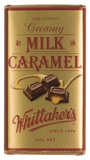 Whittaker's Milk Caramel Block (250g)