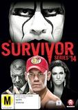WWE - Survivor Series 2014 DVD