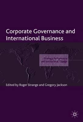 Corporate Governance and International Business image