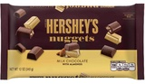 Hershey's: Nuggets Milk Chocolate with Almonds - 340g