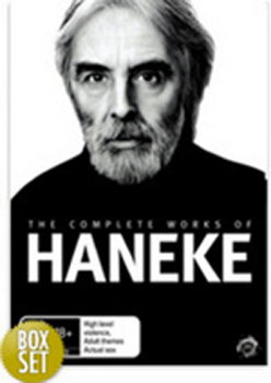 Complete Works Of Haneke, The (9 Disc Box Set) on DVD image