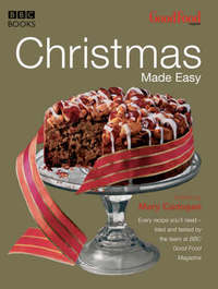 Good Food: Christmas Made Easy by Mary Cadogan image