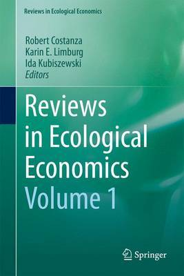 Reviews in Ecological Economics, Volume 1