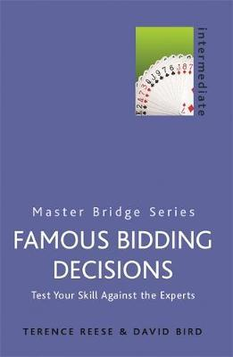 Famous Bidding Decisions by David Lyster Bird image