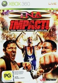 TNA Impact Wrestling for X360