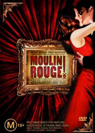 Moulin Rouge (New Packaging) on DVD image