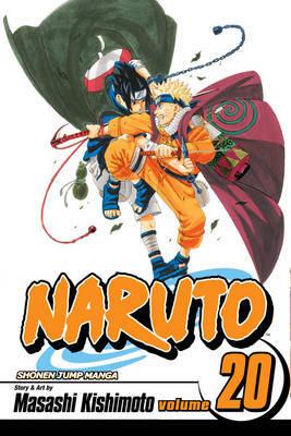 Naruto: v. 20 by Masashi Kishimoto