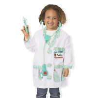 Melissa & Doug: Doctor Costume Role Play Set