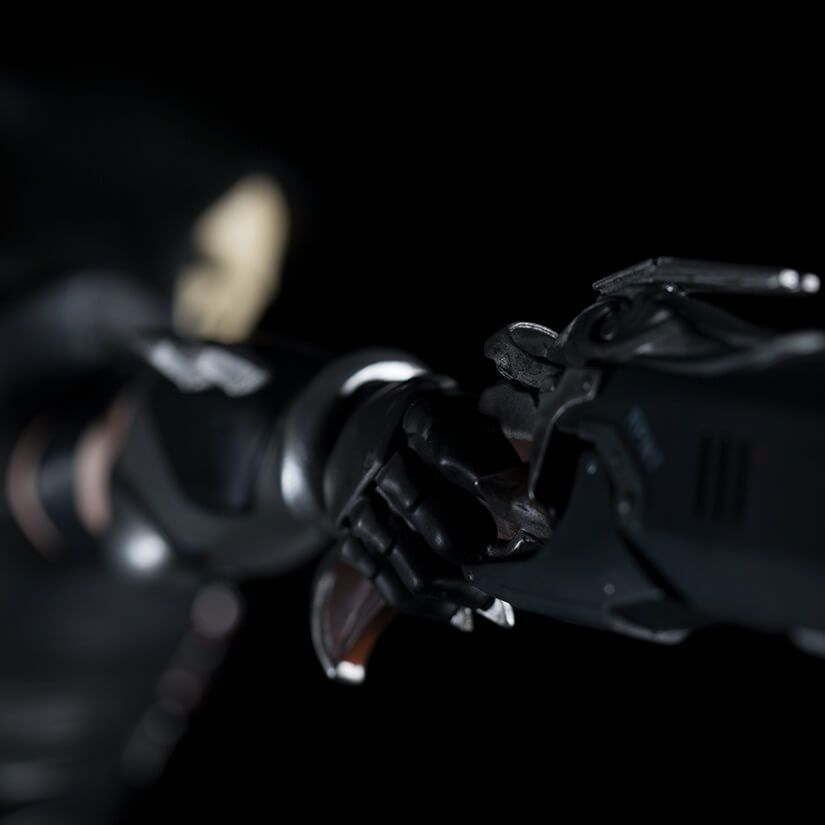 "Overwatch: Reaper - 12"" Premium Statue image"
