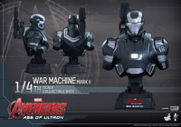 Marvel: War Machine (Mark II) - 1:4 Scale Bust