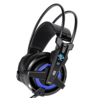 E-Blue Auroza 7.1 Surround Sound Vibrating Headset for PC Games