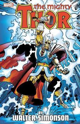 Thor By Walt Simonson Vol. 5 by Walter Simonson image