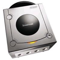 GameCube Platinum Console for GameCube image
