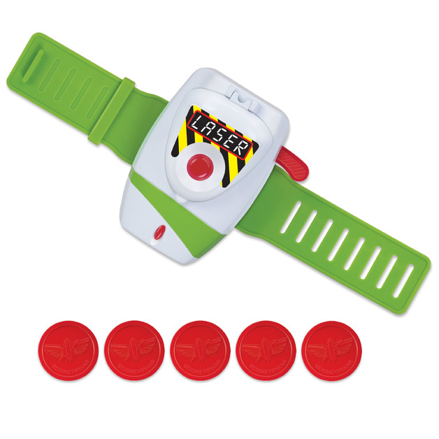 Toy Story 4: Buzz Lightyear - Disk Launcher