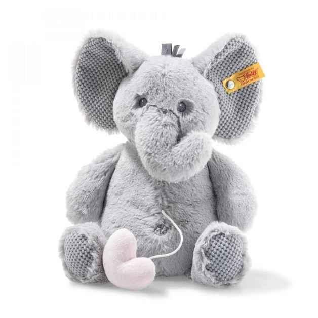 Steiff: Soft Cuddly Friends - Ellie Elephant Music Box
