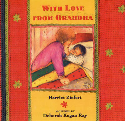 With Love from Grandma by Harriet Ziefert image