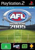AFL Premiership Edition 2005 + 100 Yrs of Aust. Football DVD for PlayStation 2