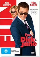 Fun With Dick and Jane on DVD
