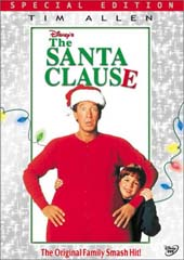 Santa Clause, The - Special Edition on DVD