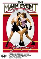 Main Event, The (A Glove Story) on DVD