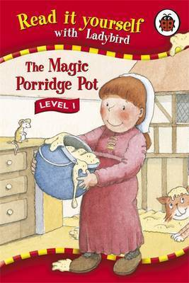 The Magic Porridge Pot by Ladybird