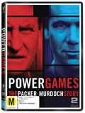 Power Games: The Packer-Murdoch War DVD