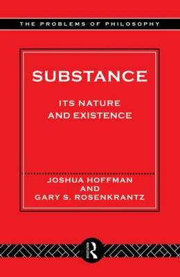Substance by Joshua Hoffman
