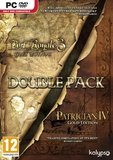 Patrician IV Gold and Port Royale 3 Gold Double Pack for PC Games