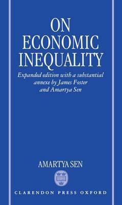 On Economic Inequality by Amartya Sen image
