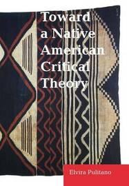 Toward a Native American Critical Theory by Elvira Pulitano image