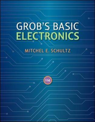 Grob's Basic Electronics by Mitchel E Schultz image