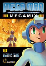 Mega Man Megamix Volume 3 by Hitoshi Ariga image