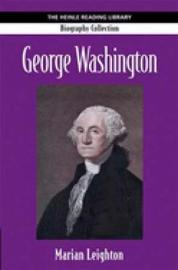 George Washington by Marian Leighton image