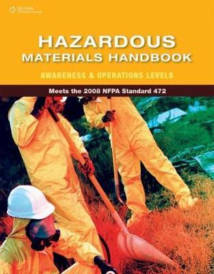 Hazardous Materials Handbook by Delmar Cengage Learning