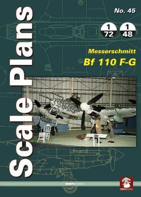 Scale Plans 45: Messerschmitt Bf 110 F-G image
