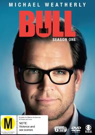 Bull - Season One on DVD