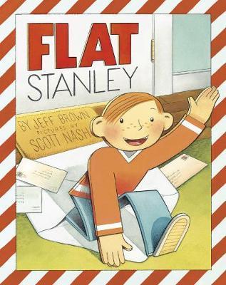 Flat Stanley by Scott Nash