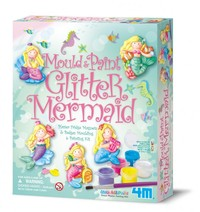 4M: Mould and Paint Glitter Mermaid