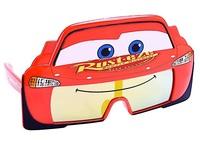 Sunstaches: Costume Sunglasses - Lightning McQueen