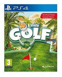 3D Mini Golf for PS4