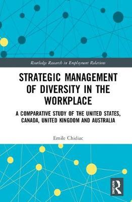 Strategic Management of Diversity in the Workplace by Emile Chidiac image